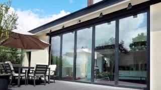 Bifold doors from Reynaers at Home
