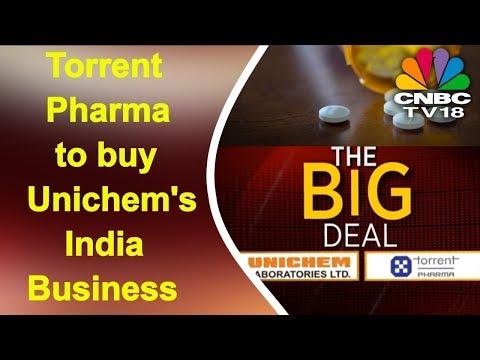 Unichem-Torrent Pharma | Unichem Chairman Exclusive Interview | The Big Deal | CNBC TV18
