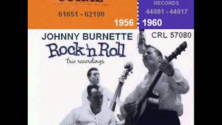 Johnny Burnette Coral Records - 1956 - 1960