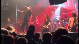 ELUVEITIE - Uxellodunon - live (Paganfest 2012 Berlin)