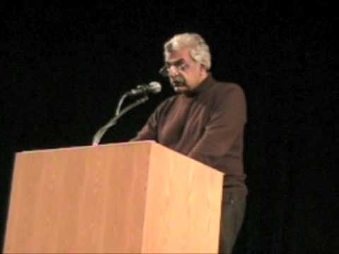 Tariq Ali - Speaking In Edmonton