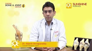 Watch Dr. Adarsh Annapareddy, Consultant Orthopaedic Surgeon talk about Unicondylar knee replacement