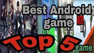 Top 5 Best Android Games 2018 | Top 5 Best Offline Android & iOS Games 2018