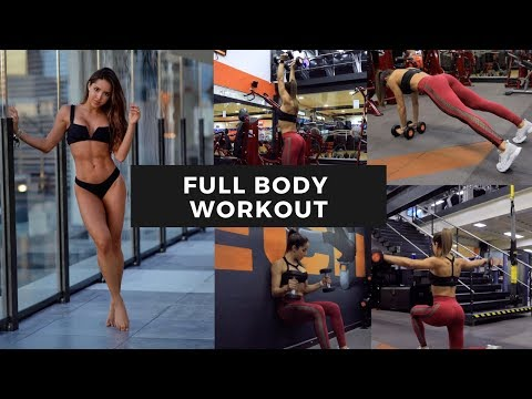 #SilvyFit Full body Workout   Rutina Cuerpo Completo