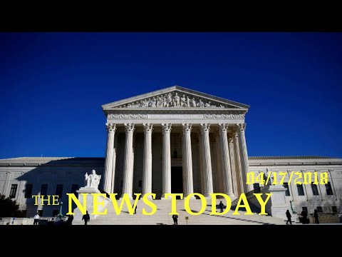 U.S. Supreme Court Restricts Deportations Of Immigrant Felons | News Today | 04/17/2018 | Donal...