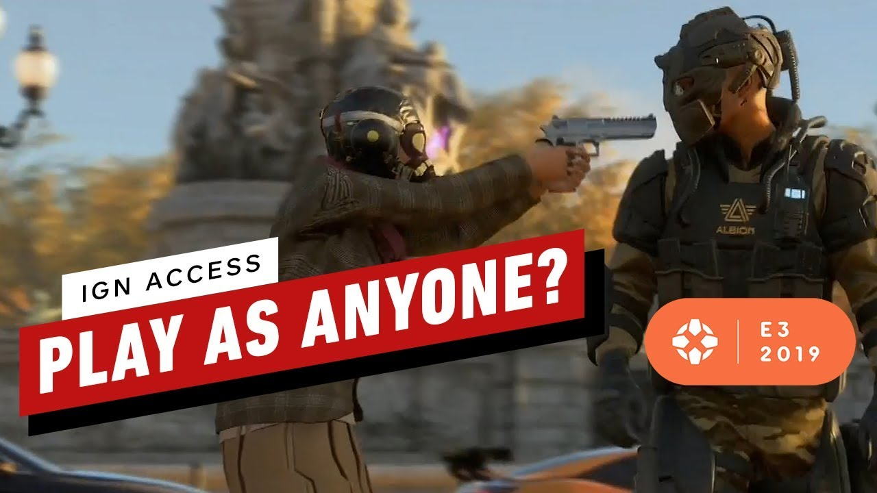 Watch Dogs: Legion - Erste Eindrücke - IGN Access + video