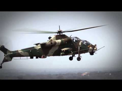 Rooivalk Combat Support Helicopter   SAAF 16 Squadron   Live on board Cameras   YouTube