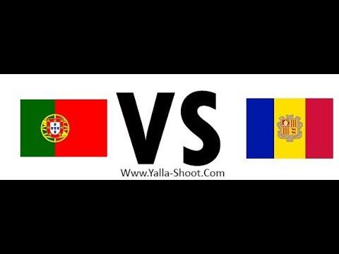 Assista ao jogo Portugal e Andorra Live em 07-10-2017 Copa do Mundo 2018: Europa