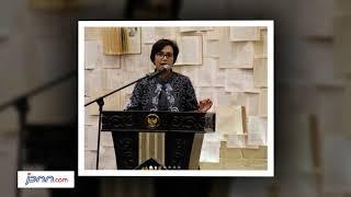 Sri Mulyani, Menteri Cantik Calon Pesaing Jokowi dan Prabowo - JPNN.COM