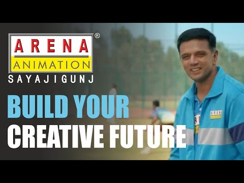 Build your creative future with Arena Animation Sayajigunj...