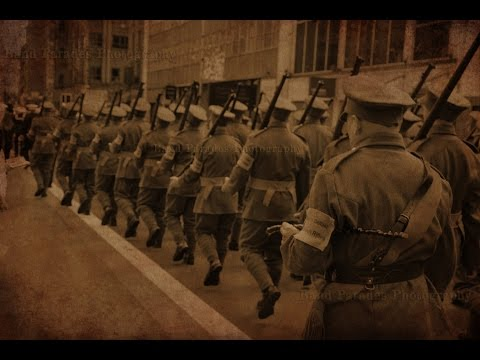 Full Clip Review of the 36th Ulster Division 1915 - 2015