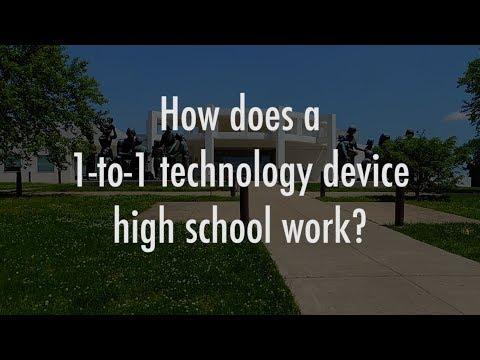 A 1-to-1 Technology High School in Philadelphia