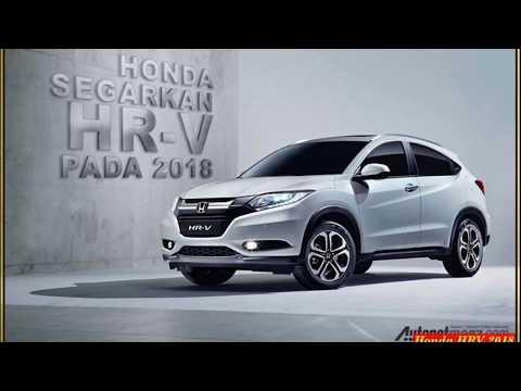New Honda HRV 2018 Interior Exterior Review