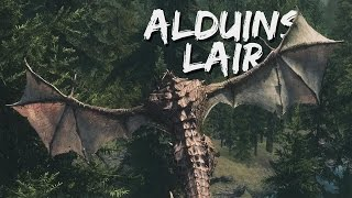 Skyrim › Alduin's Lair