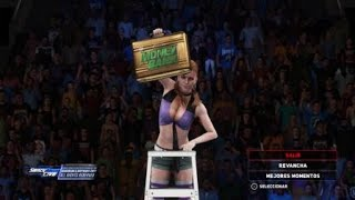 WWE 2K18 TLV Vicky Vixen vs Faye Reagan vs Viola Bailey.