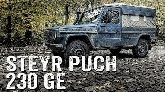 Steyr Puch 230 GE - Vom Schweizer Heer in den Offroadpark   4x4PASSION #230