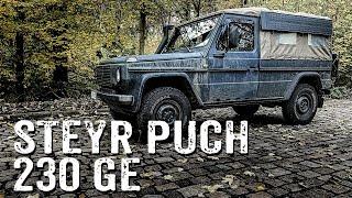 Steyr Puch 230 GE - Vom Schweizer Heer in den Offroadpark | 4x4PASSION #230