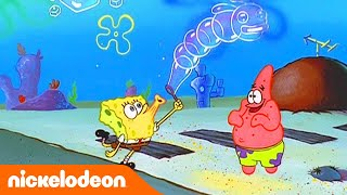 Губка Боб Квадратные Штаны | 1 сезон 2 серия | Nickelodeon