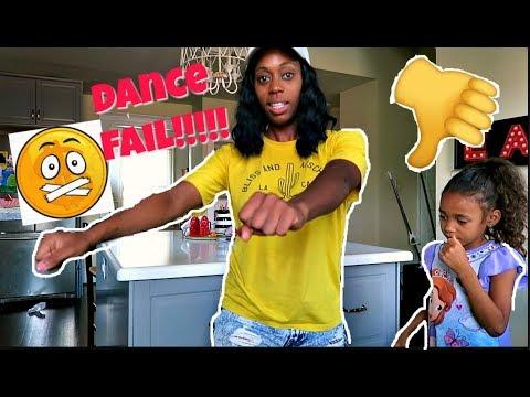 MY KID TEACHES ME TO DANCE! | Britt's Space | Vlog