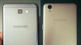 Samsung J5 Prime vs Oppo A37 | Mobile Comparison