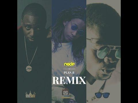 VICKY , J-RIO , STYLEI - PLAN B (REMIX) Lyrics Video