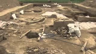 新華社》大陸首次發現古代銅鏡鑄造作坊遺址