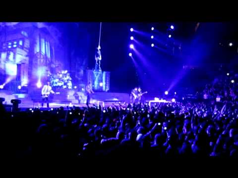 Avenged Sevenfold Nightmare Live at the Palace of Auburn Hills Detroit Michigan 2-05-11