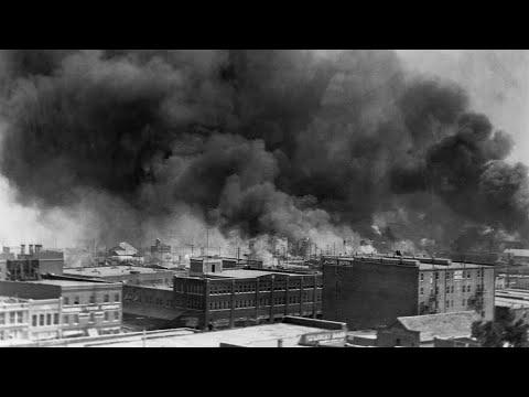 June 1, 1921 - Tulsa Race Riots Destroy America's Most Prosperous Black Community