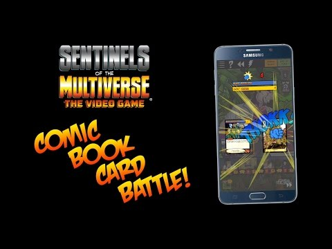 Sentinels of the Multiverse for your Android Phone or Tablet!