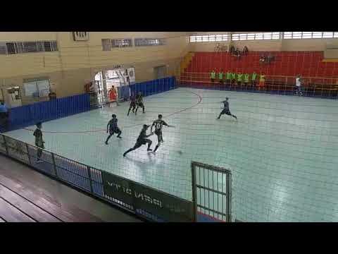 Liga Leste Futsal x Ctc Vila Ema sub18