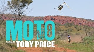 Moto 8: The Movie - Behind the Scenes - Toby Price's Full Part [HD]