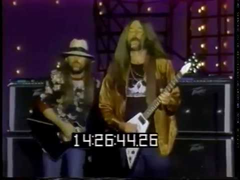 Molly Hatchet on American Bandstand 198081