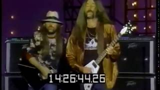 Molly Hatchet on American Bandstand (1980-81)