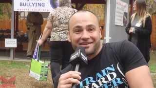MMA Noise: Eddie Alvarez on Playboy Nudity & Online Dating