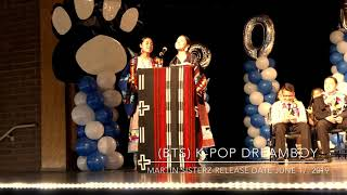 Martin Sisterz BTS-K POP dream Boy Song (Sneak Peak) Navajo Traditional Song N Dance Tune
