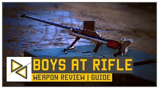 [BF5] Boys AT Rifle - ONE Shot MADNESS - Is it OP or USELESS?! [Weapon Review / Guide]