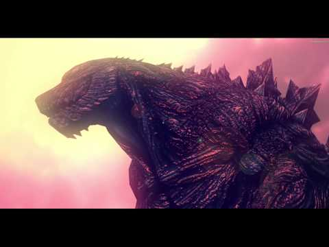 Godzilla: after credits -Into the Godzilla: the convergence part 4