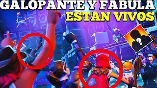 *FILTRATED*FINAL OF GAME PARTY(RETURN FABULA AND GALOPANTE) FUTURE SKINS AND BALES IN Fortnite