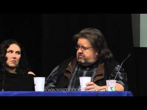 Met Cast Roundtable, Die Meistersinger Seminar, Dec. 7, 2014