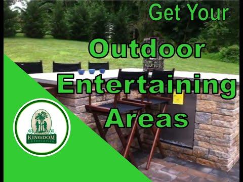 Outdoor Entertaining Areas