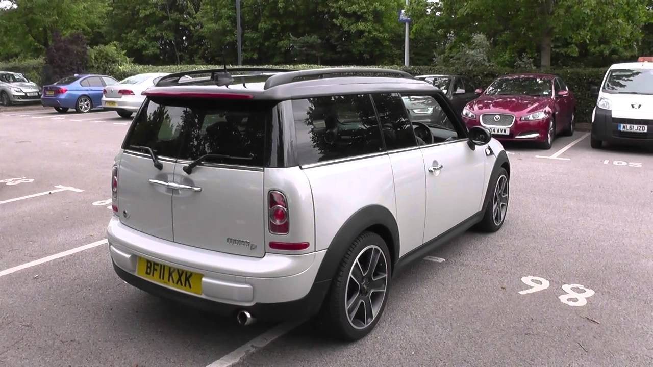 mini clubman 1 6 cooper d soho 5dr chili pack u65032 youtube. Black Bedroom Furniture Sets. Home Design Ideas