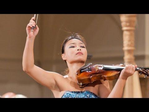 Soyoung Yoon plays Sibelius: Violin Concerto in D Minor Op. 47