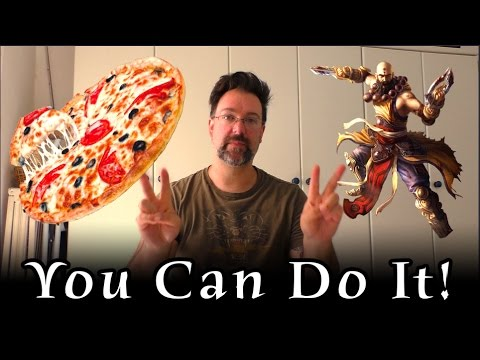 You Can Do It – Motivational banter