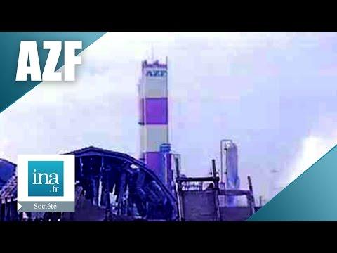 21 septembre 2001 : explosion de l'usine AZF à Toulouse | Archive INA