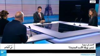 الحرب في سوريا- تدمر: ورقة الأسد الجديدة؟