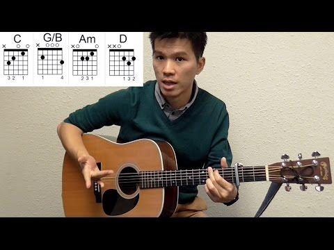 周兴哲【你好不好】吉他教学 - 建德吉他教程 #45