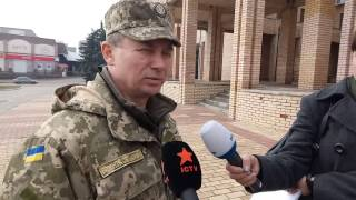 Генерал ВСУ о ликвидации последствий ЧП в Балаклее