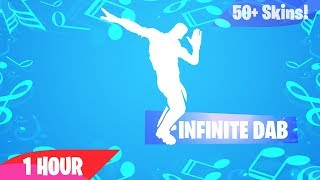 Fortnite INFINITE DAB Emote (1 Hour) (Music Download Included)