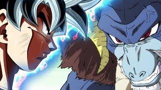 Moro's Promise To Goku