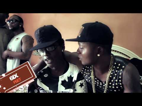 OFFICIAL BEHIND THE SCENE  6ix feat alabai  tmbala